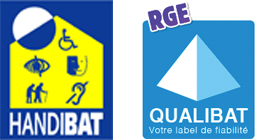Qualifications RGE et Handibat